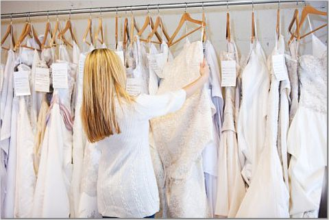 second-wedding-dresses-on-rack